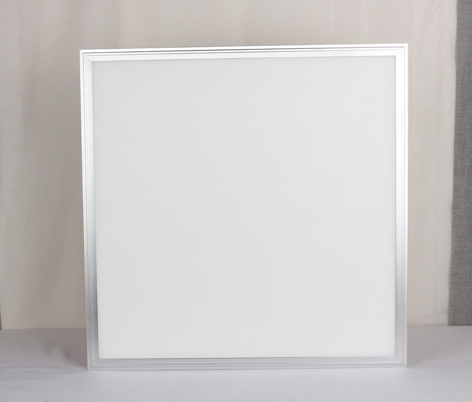 Screwless LED Flat Panel Light 120LPW Efficiency Flat LED Lights Al Frame