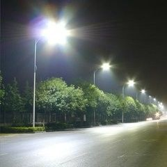 200W 130Lm/W Efficiency LED Area Light Playground / Avenues Shoe Box LED Light