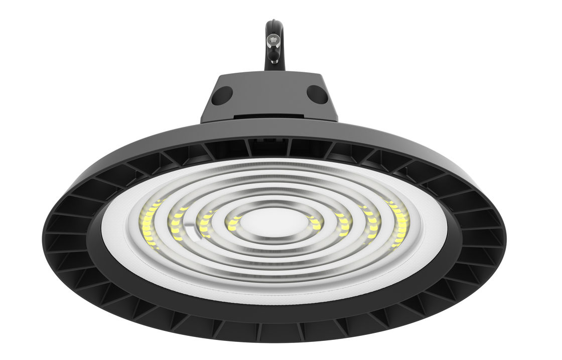 IK08 Shockproof High Bay LED Industrial 100w 130lm/w Waterproof high bay led lamps with motion sensor