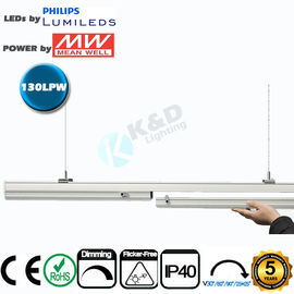 Chiny 5ft 70W Linkable LED Linear Lighting High CRI IP54 LED Linear Fixture fabryka